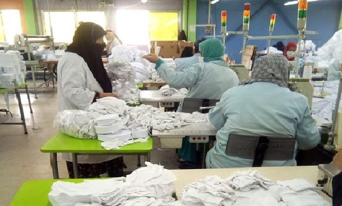Getex lance la fabrication des masques contre le coronavirus