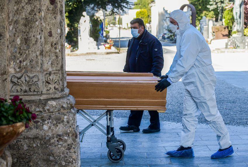 Coronavirus en Italie : 475 morts ces dernières 24 h
