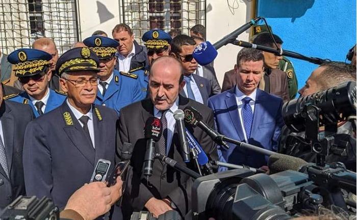 Kamel Beldjoud accuse israël d'être derrière le hirak