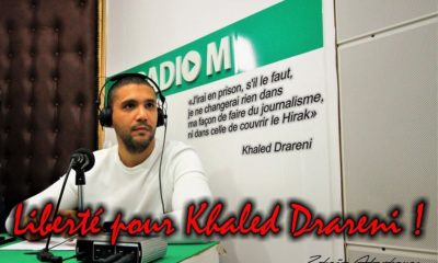 Khaled Drareni : une condamnation injuste et grave