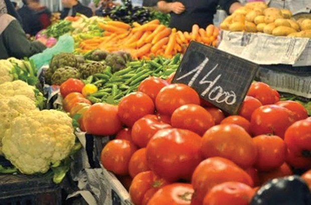 Coronavirus en Algérie : les prix des fruits et légumes flambent