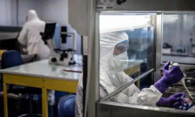 Le coronavirus peut survivre à l'air libre