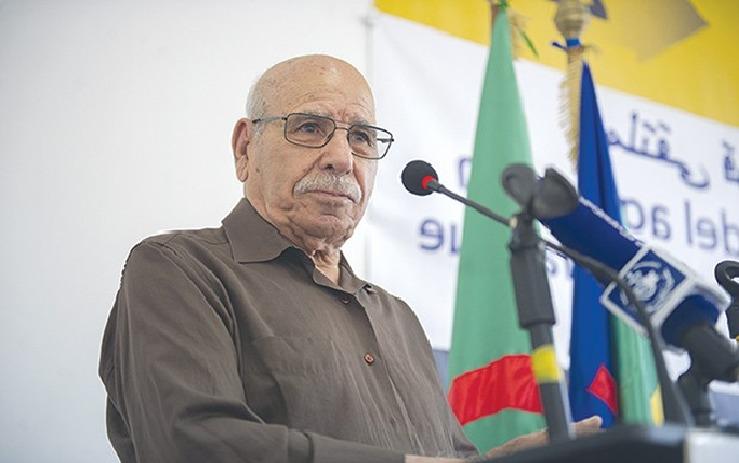 Lakhdar Bouregaa