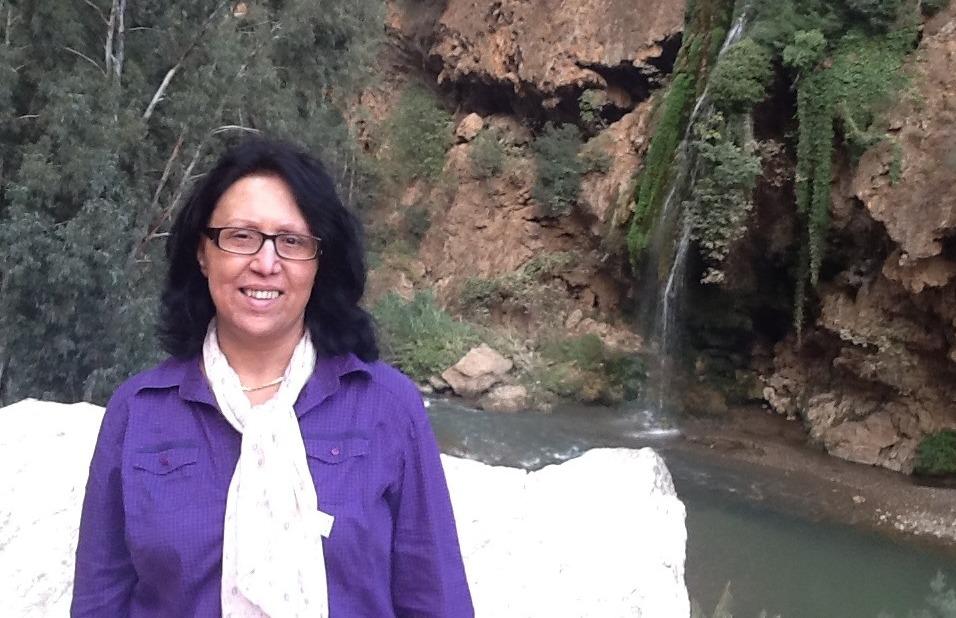 Malika Benarab-Attou entretien
