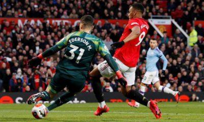 Manchester United et Manchester city