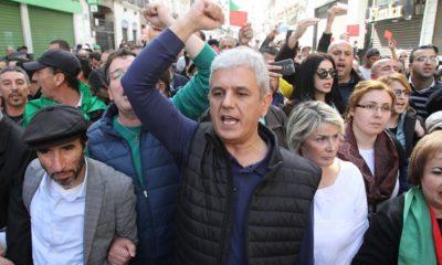 """RCD : """"La révolution de février 2019 n'est pas une simple demande de démocratisation formelle"""""""