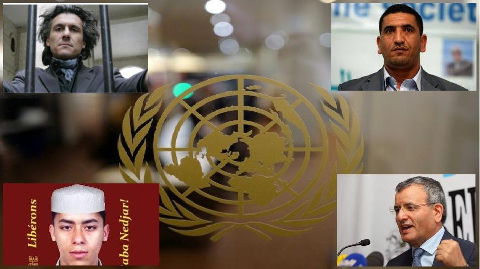 Détenus algériens ONU