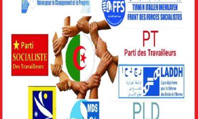 Déclaration du PAD le 10 mars
