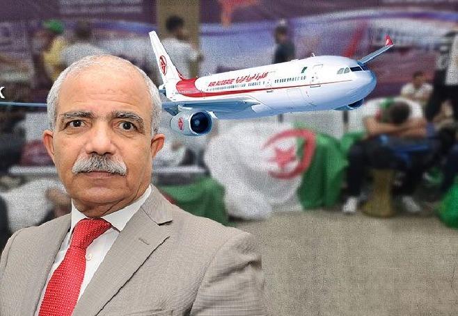 Bakhouche Alleche, PDG d'Air Algérie