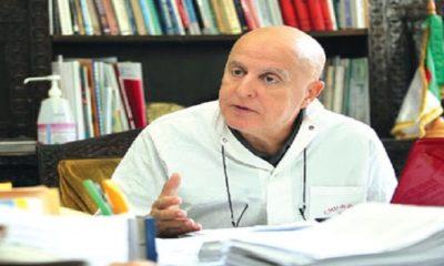 Pr Ahmed El Mahdi est mort du coronavirus