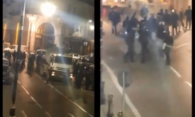 Répression policière Alger - Procès de Karim Tabbou