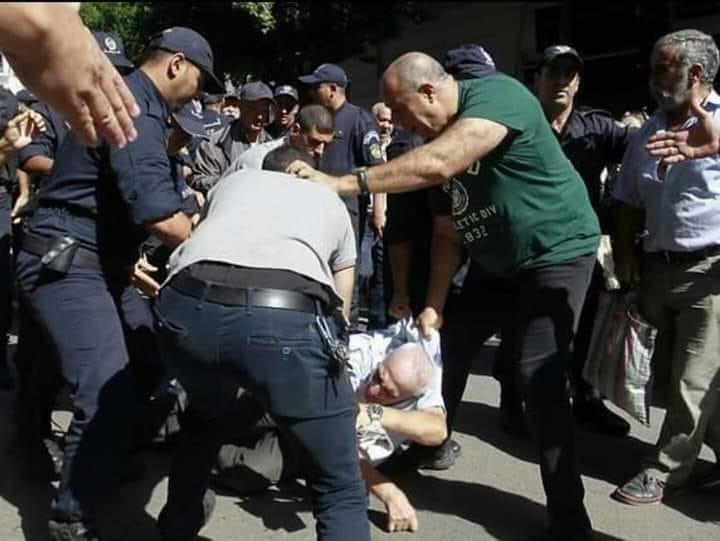Répression justice prison