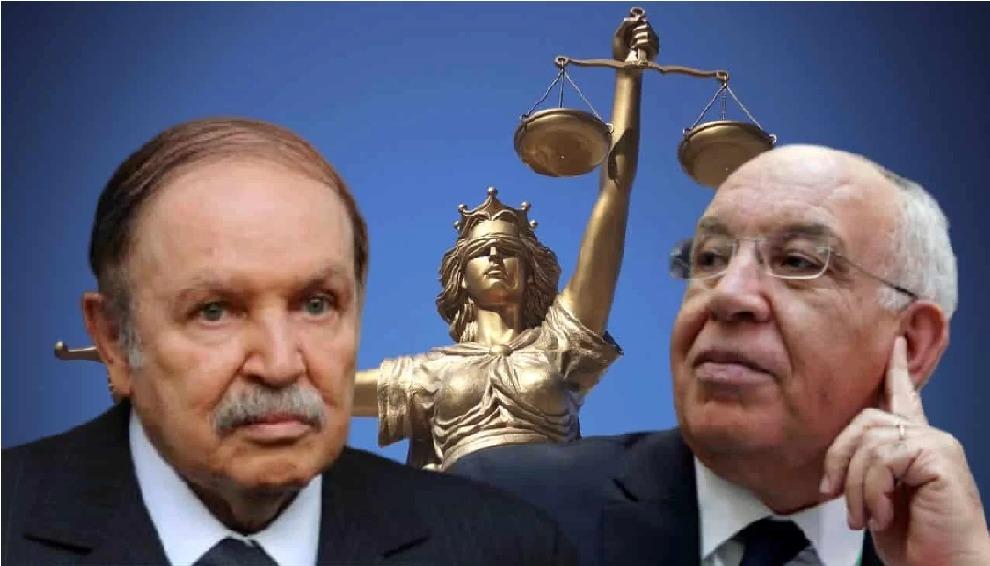 Rahabi et Bouteflika