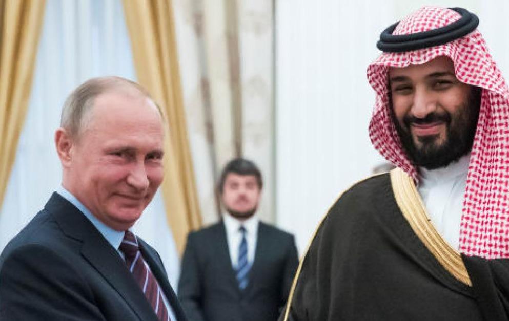 Saoudiens Russes Pétrole prix