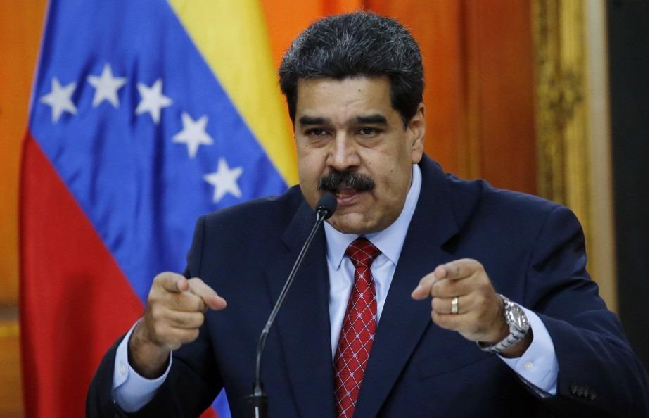 Venezuela Nicolas Maduro FMI Coronavirus