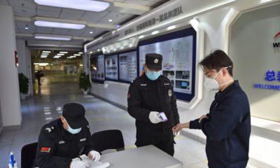Laboratoire en Chine