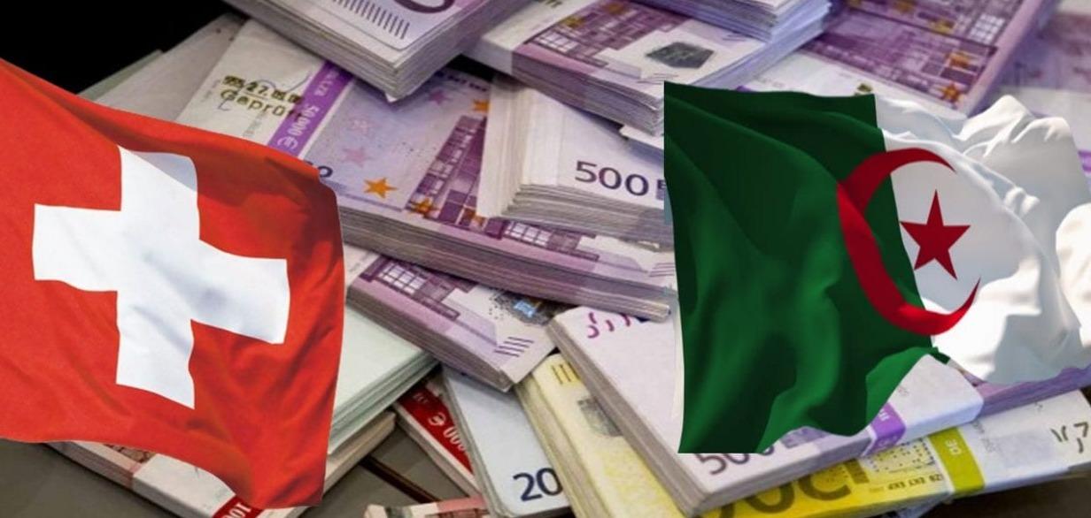 fonds algériens suisse
