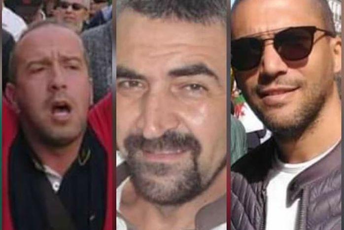Hamitouche, Benlarbi et Drareni
