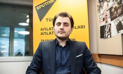 le journaliste de Sputnik Mahir Boztepe