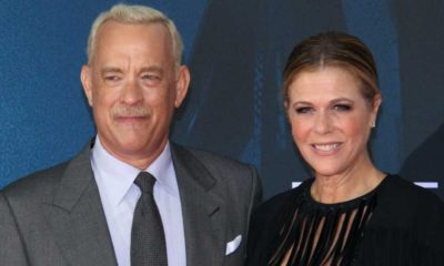 Tom Hanks et son épouse Rita Wilson