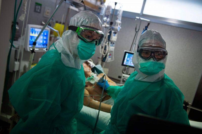 L'Espagne passe la barre des 20'000 morts — Coronavirus