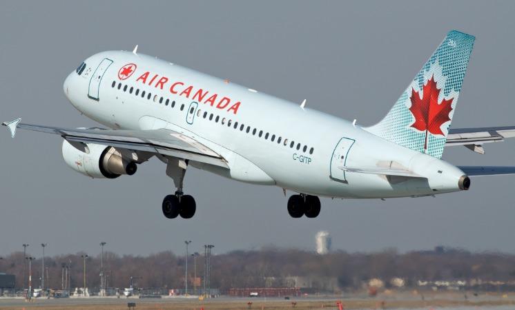 Air Canada rapatriement
