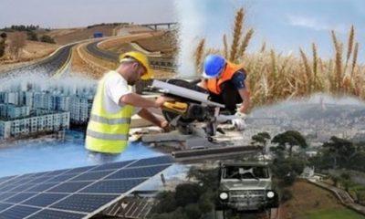 Algérie économie reconstruire