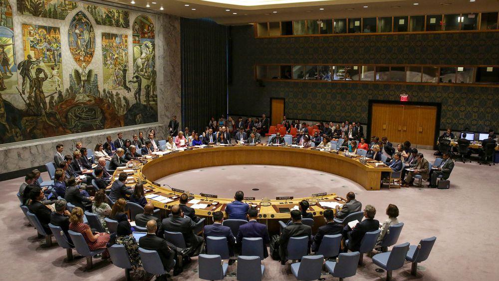 Conseil de sécurité ONU