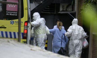 Coronavirus Espagne morts