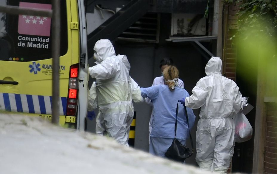 En Espagne, le nombre de décès repart à la hausse — Coronavirus