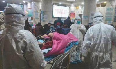 Coronavirus algérie crise