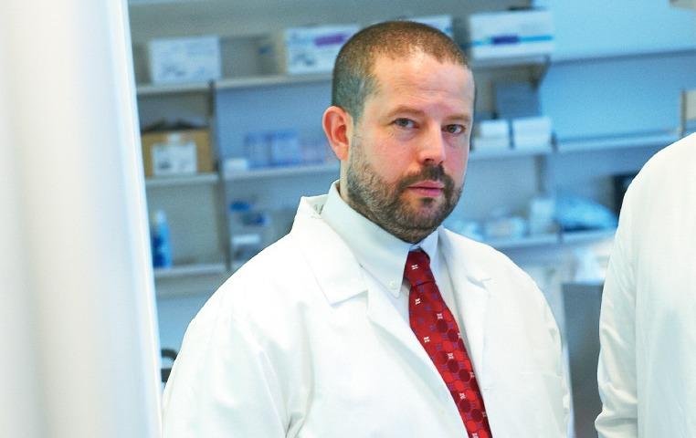 Dr Hakim Djaballah Coronavirus