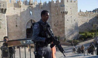 Le Shin Beth arrête un Israélien