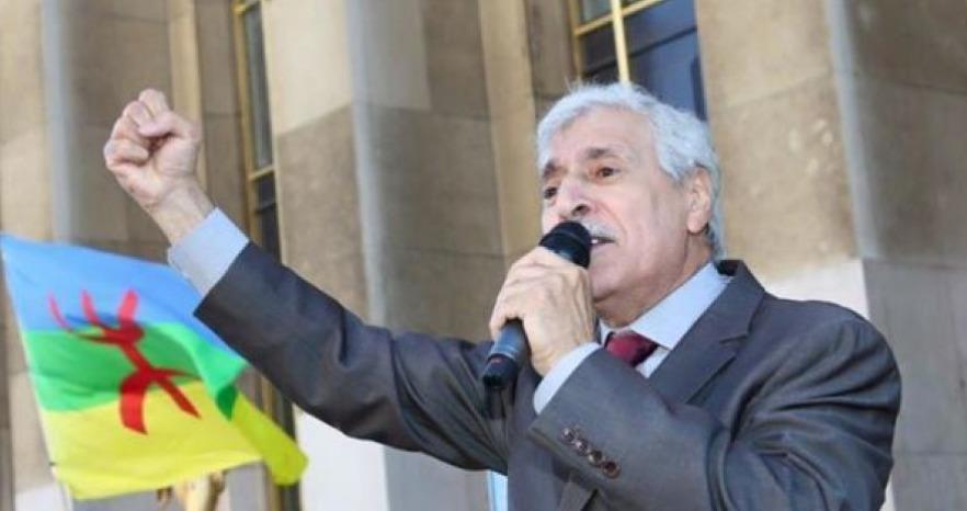 Ferhat Mehenni a été attaqué par Fayçal Kerchouche