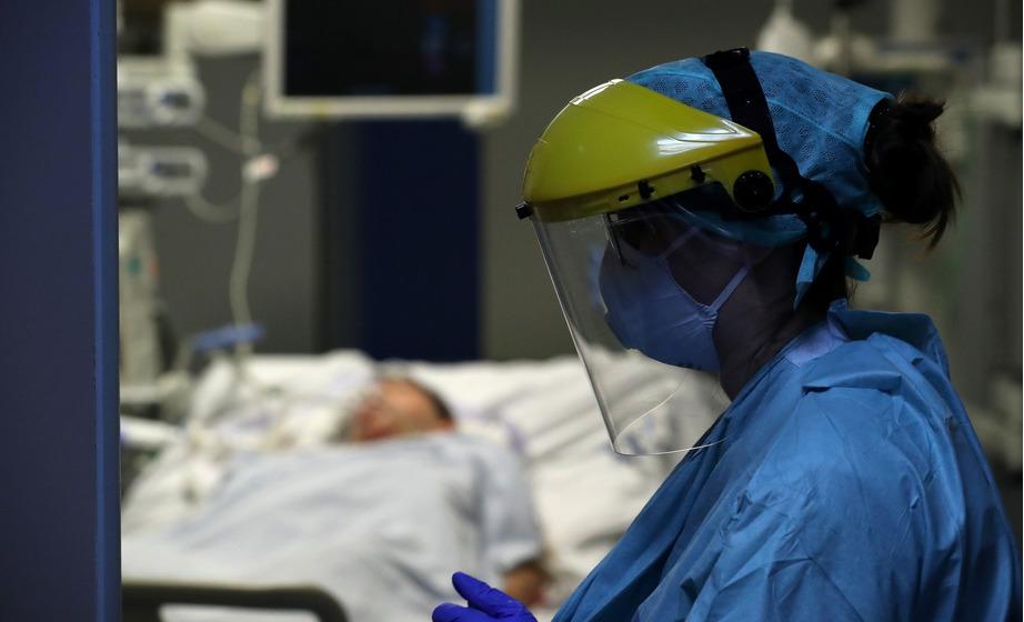Garçon britannique coronavirus