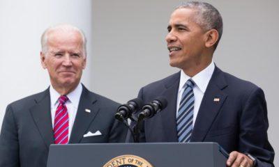 Obama apporte son soutien à Joe Biden