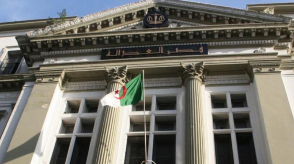 Justice algérienne
