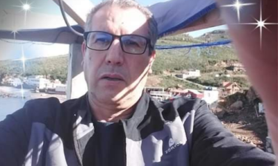 Omar Achir entretien