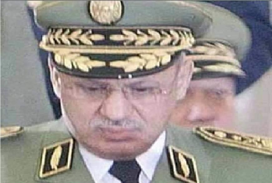 8 ans de prison ferme à l'encontre du général Ouassini Bouazza