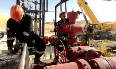 Pipeline - Petrole