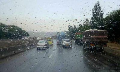 Pluies averses algérie
