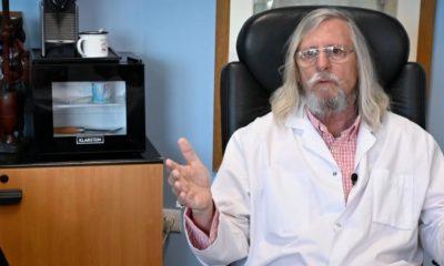 Selon Raoult, il y a recul de l'épidémie de Covid-19
