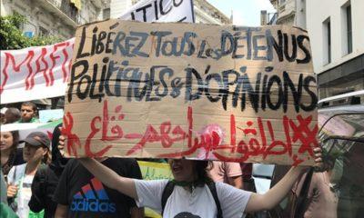 halte Répression Algérie