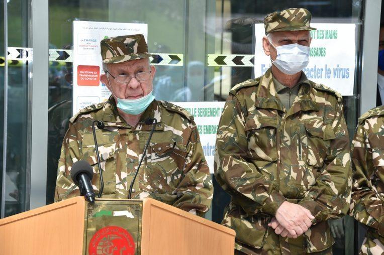 Prévention contre le coronavirus dans les rangs de l'armée : le démenti du MDN