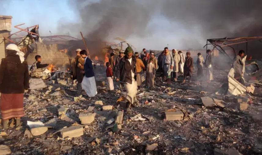 Yémen cessez-le-feu