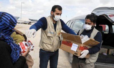 ONU aide les syriens