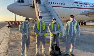 Air Algérie - Rapatriement de 1.788 Algériens bloqués en Turquie