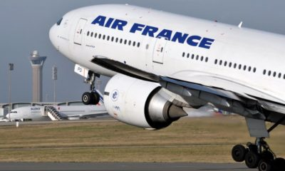 air-france coronavirus algérie