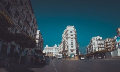 Confinement d'Alger