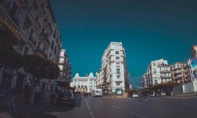 Confinement d'Alger